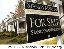 a home for sale sign
