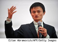 Private-Equity Firms Ask Alibaba CEO Jack Ma to Join Yahoo Bid