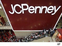 JCPenney sign