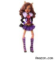Monster High doll hot Christmas toy