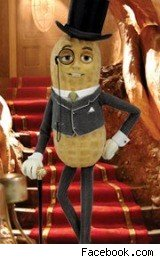 Mr. Peanut launches new ad campaign, Mr. Peanut speaks