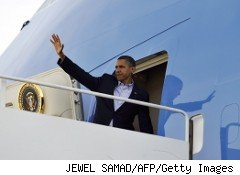 President Barack Obama has said he would work with the newly elected Republican representatives.