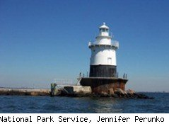 Old Orchard Shoals Lighthouse for Sale by Military