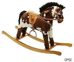 Toy horse recall