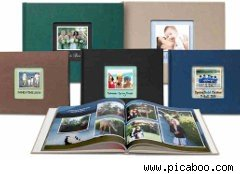 Photo albums from Picaboo.com