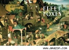 Fleet Foxes CD cover