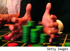 Bellagio Robber Escapes with $2 Million in Casino Chips