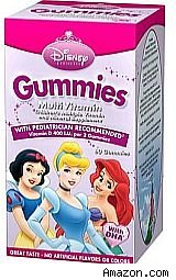 Disney vitamins charges