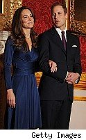 Price William and Kate Middleton