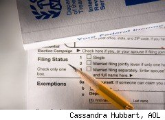 Figure out the tax withholding status that makes sense for you
