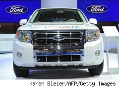 Ford to Add 1,800 Jobs in Kentucky to Build New Escape SUV