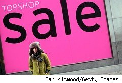 Sale sign illustrating what to buy in January