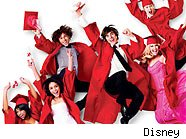 High School Musical movies were all the rage this decade. Glee followed the fad.