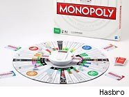 Monopoly's new cashless board game