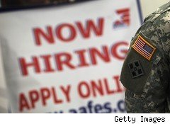 Initial jobless claims fall to 420,000