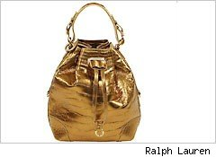 Ralph Lauren alligator bag
