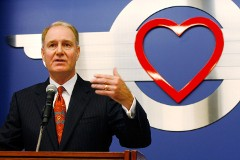 Southwest Airlines's CEO Gary Kelly says jet-fuel prices top his list of concerns for 2011.