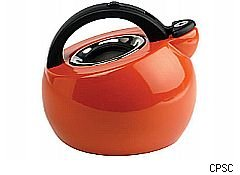 Recalled Rachel Ray teakettle