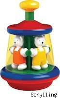 Ambi and tess teddy bear carousel - top toys kids special needs