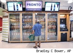wine vending machines in pennsylvania