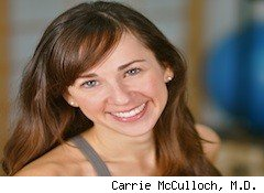 Carrie McCulloch, M.D.