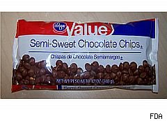 Kroger chocolate chip recall