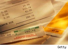 credit card bills - Peel inc.