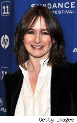 Actress Emily Mortimer at the Sundance Film Festival