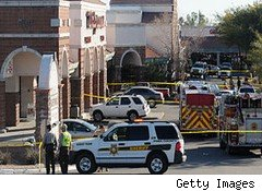 Giffords shooting in Tucson, Ariz.