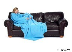 Slanket - wearable blankets
