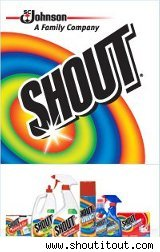 Shout ad