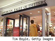 American Eagle Outfitters - retailers on the financial brink