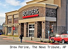 Borders Bookstore filed for Bankruptcy - retailers on the financial brink