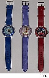 disney watch recall