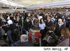 Stranded by flight delays? A guide to getting freebies from the airlines