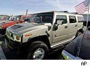 Hummer vehicles bad for the environment - consumer backlash
