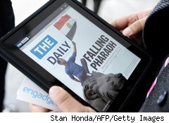 New iPad Prototype Makes Sly Appearance at News Corp Daily Launch