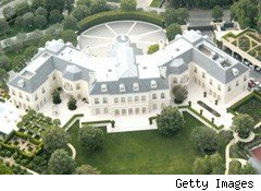 Homes of the Super-Rich, and Their Prices in Real Money
