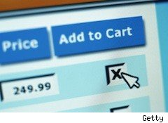 add to cart icon - best state for online shoppers