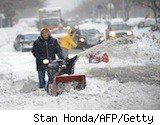 snowblowers - what to buy in April