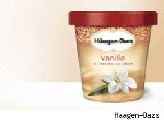 Haager-Dazs ice cream no longer comes in a pint.