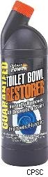toilet cleaner recall