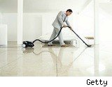 man vacuuming - what to buy in april