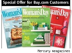 Woman's Day magazines
