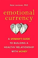 Book cover of book about women's relationship with money