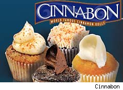Tax day bites from Cinnabon