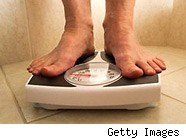 Scale overweight issues