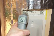 water heater insulation