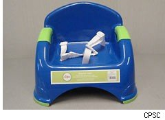 recalled booster chair