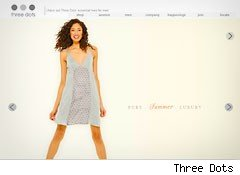Three Dots Website